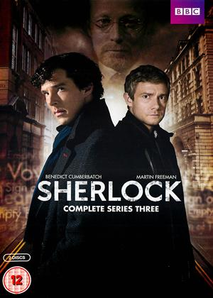 Rent Sherlock: Series 3 Online DVD Rental