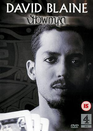Rent David Blaine: Showman Online DVD Rental