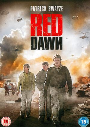 Rent Red Dawn Online DVD Rental