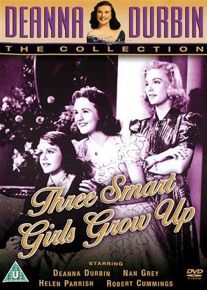 Rent Three Smart Girls Grow Up Online DVD Rental