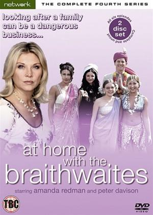 Rent At Home with the Braithwaites: Series 4 Online DVD Rental