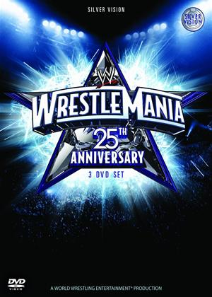 Rent WWE: Wrestlemania 25 Online DVD Rental