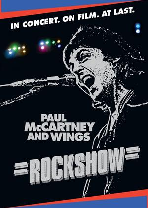 Rent Paul McCartney and Wings: Rockshow Online DVD Rental
