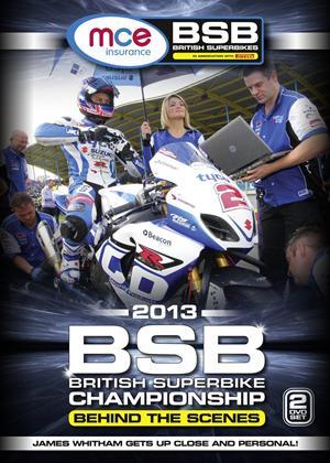 Rent British Superbike: Behind the Scenes Online DVD Rental