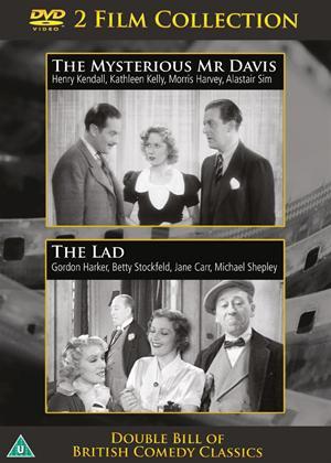 Rent Mysterious Mr Davis/The Lad Online DVD Rental