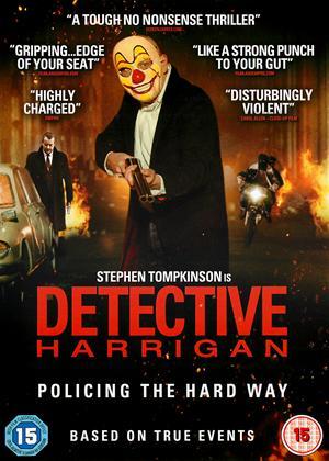 Rent Detective Harrigan Online DVD Rental