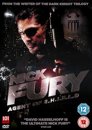 Rent Nick Fury: Agent of Shield Online DVD Rental