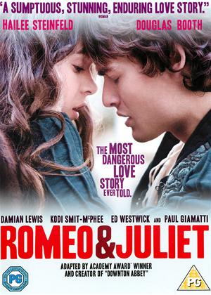 Risultati immagini per romeo and juliet 2013 poster