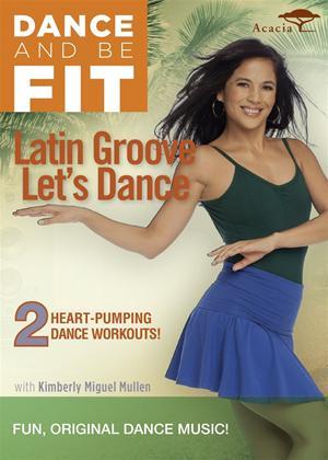 Rent Latin Groove: Let's Dance Online DVD Rental