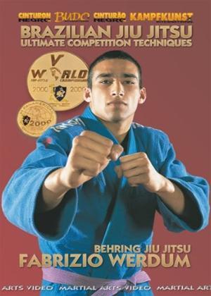 Rent Brazilian Jiu-Jitsu: Competition Techniques Online DVD Rental