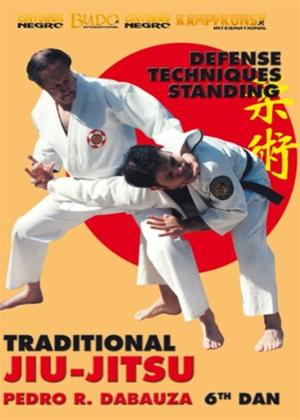 Rent Ju-Jitsu: Vol.3: Upright Techniques Online DVD Rental