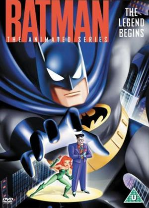 Rent Batman: The Animated Series: Vol.1: The Legend Begins Online DVD Rental