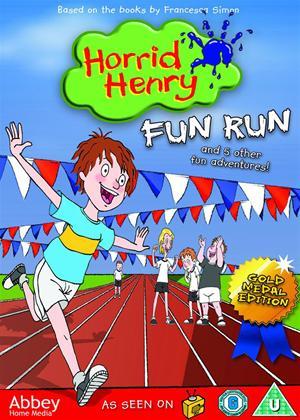 Rent Horrid Henry: Fun Run and Five Other Gross Adventures Online DVD Rental