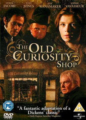 Rent The Old Curiosity Shop Online DVD Rental