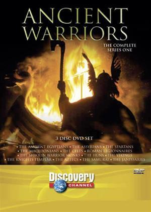 Rent Ancient Warriors: Series 1 Online DVD Rental