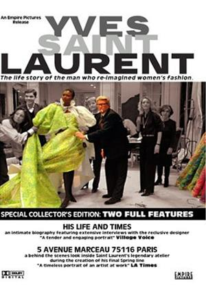 Rent Yves Saint-Laurent 5 avenue Marceau 75116 Paris Online DVD Rental