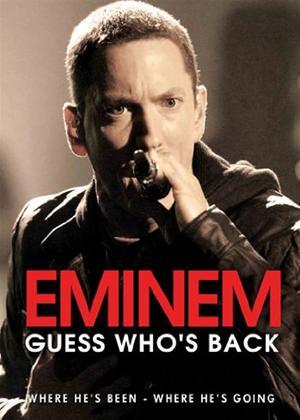 Rent Eminem: Guess Who's Back Online DVD Rental
