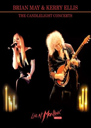 Rent Brian May and Kerry Ellis: The Candlelight Concerts: Montreux Online DVD Rental