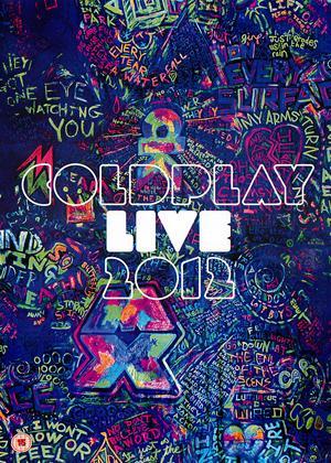Rent Coldplay: Live 2012 Online DVD Rental
