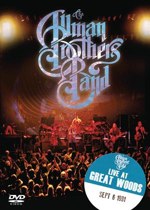 Rent The Allman Brothers Band: Live at Great Woods Online DVD Rental