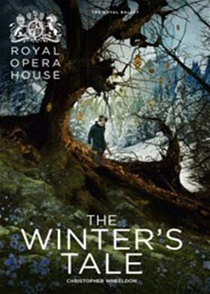 Rent The Winter's Tale: Royal Ballet, London Online DVD Rental