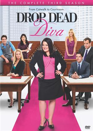 Rent Drop Dead Diva: Series 3 Online DVD Rental