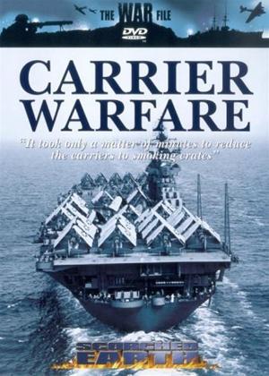 Rent Scorched Earth: Carrier Warfare Online DVD Rental