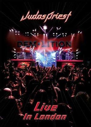 Rent Judas Priest: Live in London Online DVD Rental