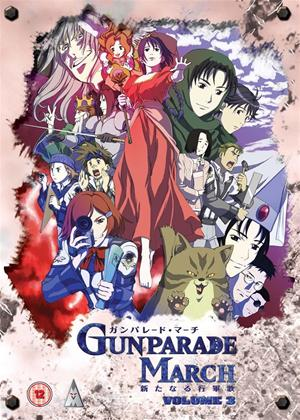 Rent Gunparade March: Vol.3 Online DVD Rental