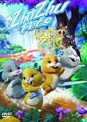 Rent Quest for Zhu (aka Zhu Zhu Pets: Quest for Zhu) Online DVD Rental