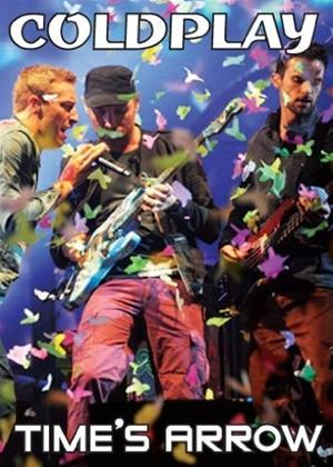 Rent Coldplay: Time's Arrow Online DVD Rental