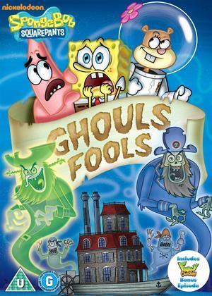 Rent SpongeBob SquarePants: Ghouls Fools Online DVD Rental