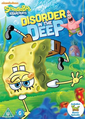 Rent SpongeBob SquarePants: Disorder in the Deep Online DVD Rental