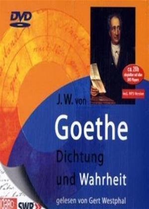 Rent Johann Wolfgang Von Goethe: Dic Online DVD Rental