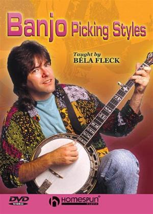 Rent Bela Fleck: Banjo Picking Styles Online DVD Rental