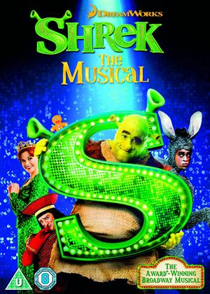 Rent Shrek: The Musical Online DVD Rental