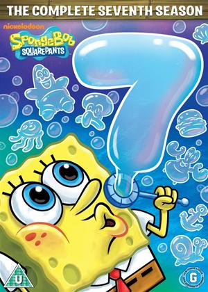 Rent SpongeBob SquarePants: Series 7 Online DVD Rental