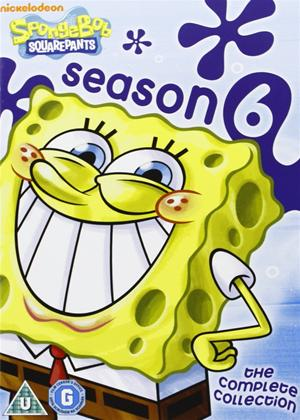 Rent SpongeBob SquarePants: Series 6 Online DVD Rental
