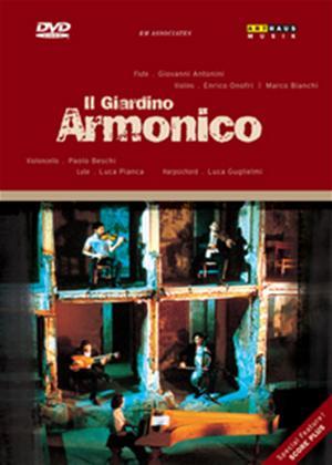 Rent Il Giardino Armonico Online DVD Rental