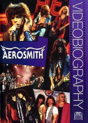 Rent Aerosmith: Videobiography Online DVD Rental