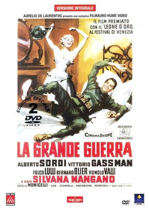 Rent The Great War (aka La Grande Guerra) Online DVD Rental