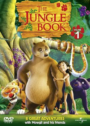 Rent The Jungle Book: Vol.1 Online DVD Rental