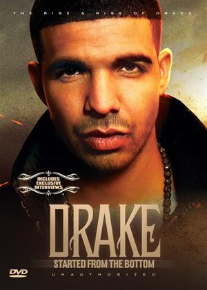 Rent Drake: Started from the Bottom Online DVD Rental