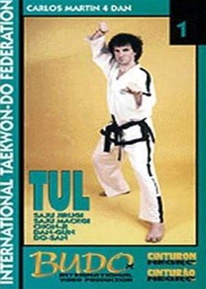 Rent Taekwondo ITF Tul: Vol.1 Online DVD Rental
