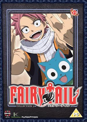 Rent Fairy Tail: Part 5 Online DVD Rental