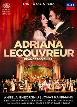 Rent Adriana Lecouvreur: Royal Opera House (Mark Elder) Online DVD & Blu-ray Rental