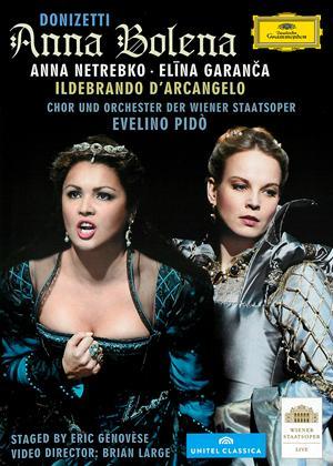 Rent Anna Bolena: Wiener Staatsoper (Evelino Pidò) Online DVD & Blu-ray Rental
