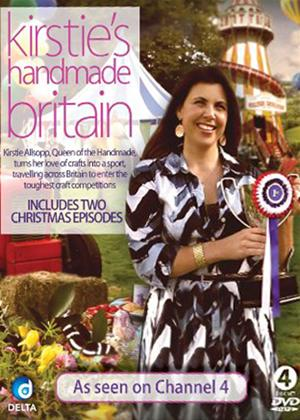 Rent Kirstie's Handmade Britain: Series 1 Online DVD Rental