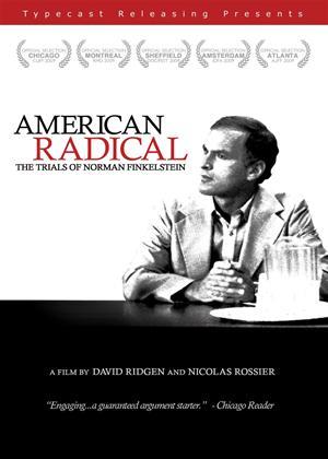 Rent American Radical: The Trials of Norman Finkelstein Online DVD Rental