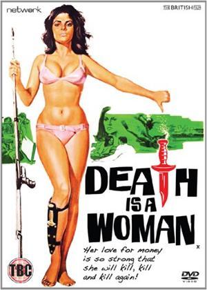 Rent Death Is a Woman Online DVD Rental